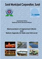 Memorandum of Agreement (MoA) & Reforms Agenda at State & ULB Level